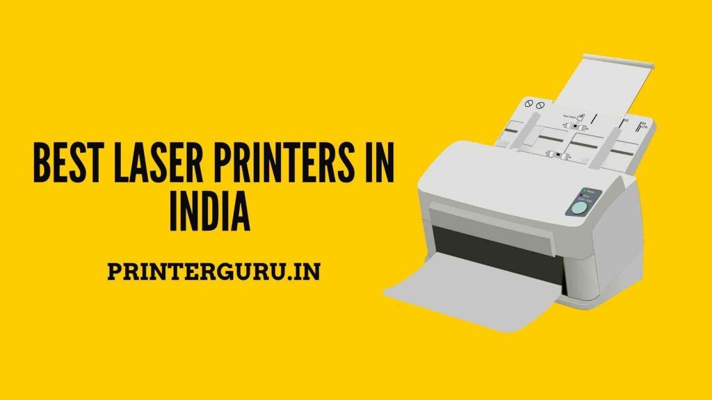 Best Laser Printers In India