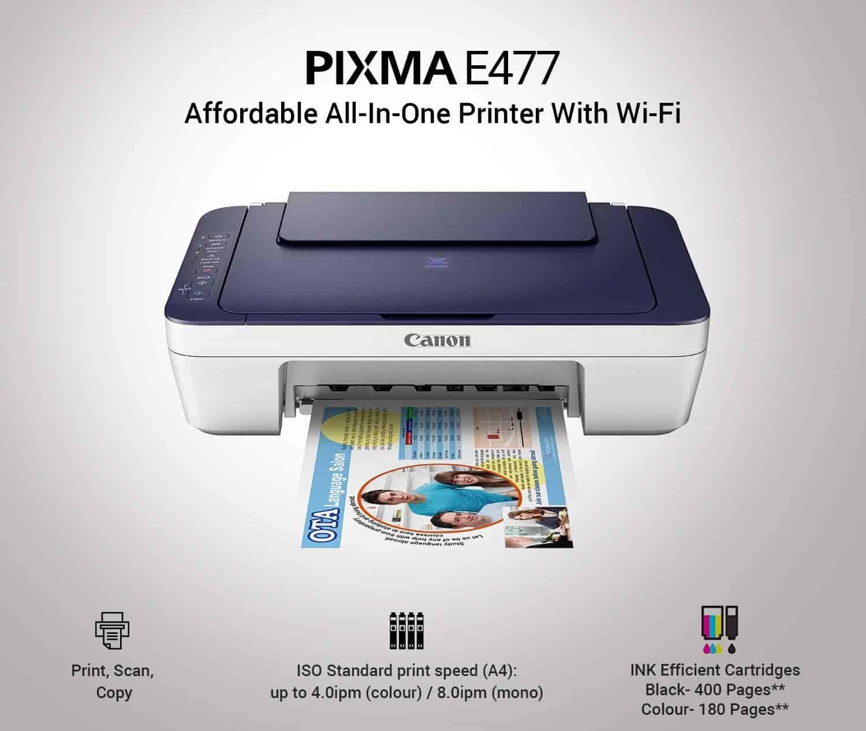 Canon PIXMA E477