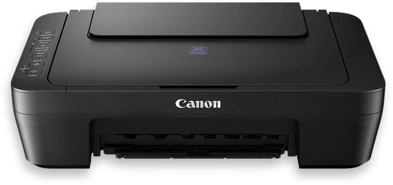 Canon Pixma E470 Review