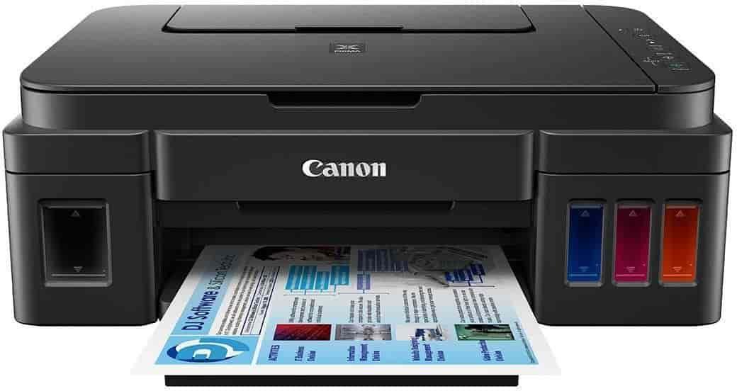 Canon Pixma G3000 Ink Tank Printer Review