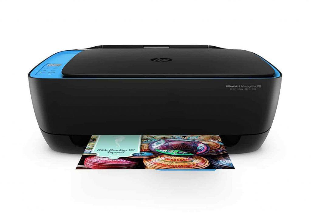 HP DeskJet 4729 Printer