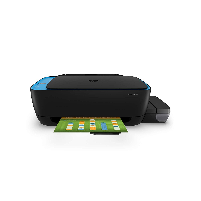 hp 319 printer Review